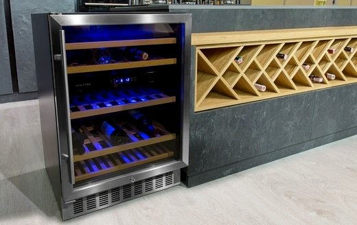 Domestic wine cabinets