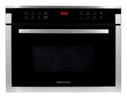 EOK 4502: Günter & Hauer electric oven with a microwave function