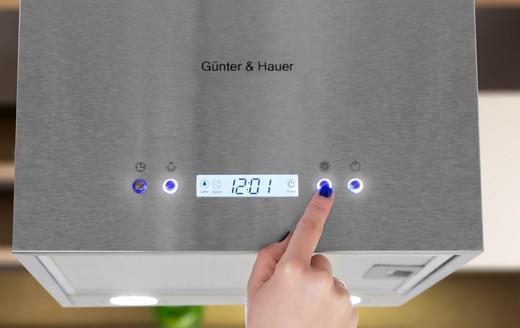 Push-button control