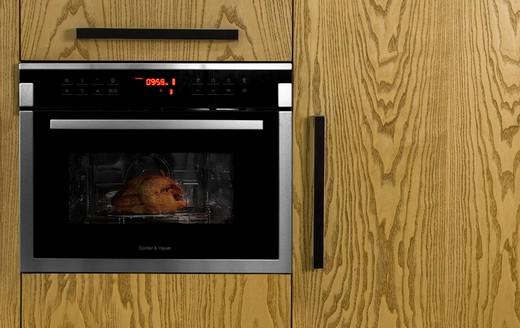 Cooking familiar meals with a single button